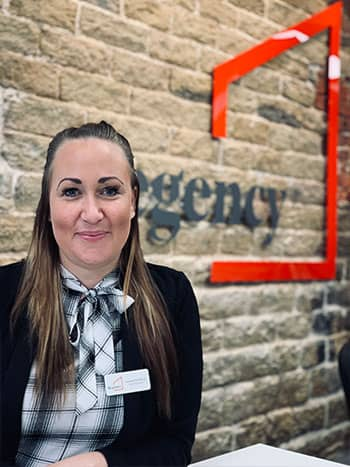 Vanessa at Regency Estate Agents in Horwich